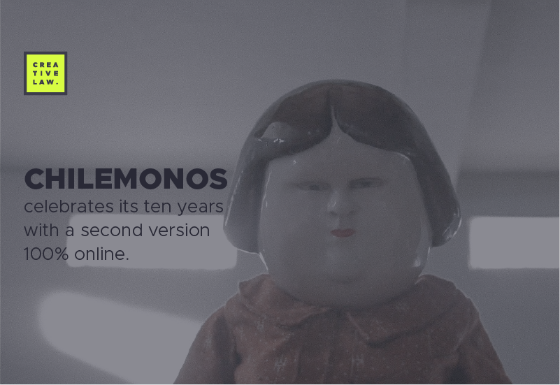 CHILEMONOS CELEBRATES ITS TEN YEARS WITH A SECOND ONLINE VERSION.